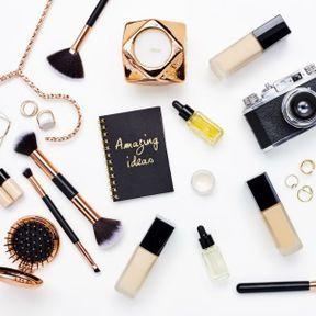 Résolution n°8: je trie mes cosmétiques de 2018