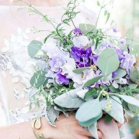 Le bouquet bohème