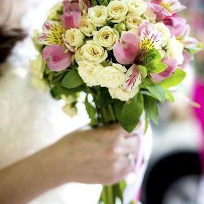 Bouquet fleur mariée