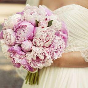 Bouquet pivoine mariage