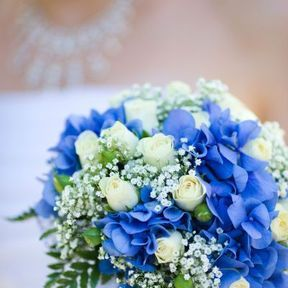 Bouquets de mariée original