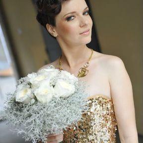 Bouquets de mariées originaux
