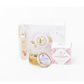 Le coffret Secrets de miel