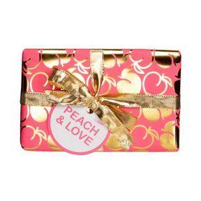Le coffret cadeau Peach & Love de Lush
