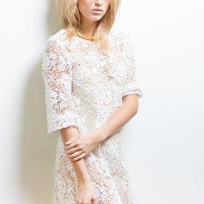 Carré court blond printemps été 2016 Eric Bachelet pour L'Oréal Professionnel