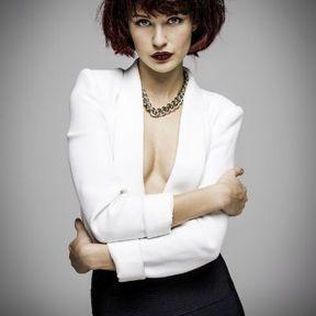 Carré court femme – Eric Zemmour pour L'Oréal Professionnel PE 2015