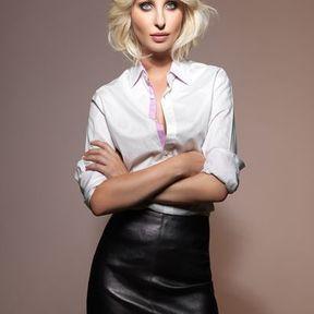 Carré court pritemps été 2016 Véronique Dumazet pour L'Oréal Professionnel