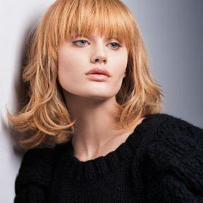 Carré long automne-hiver 2015 @ Christophe Gaillet pour L'Oréal Professionnel