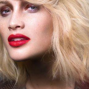 Carré long pour femme - Claude Tarantino pour L'Oréal Professionnel PE 2015
