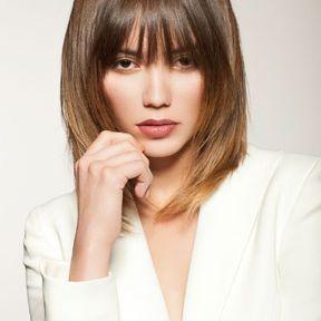 Coupe cheveux carré long - Veronique Dumazet pour L'Oréal Professionnel PE 2015