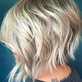Degrade Coiffure Carre Plongeant Mi Long | Coiffures Cheveux Longs