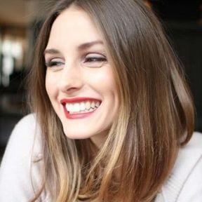 Olivia Palermo et son carré plongeant long