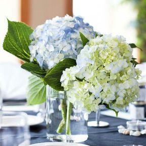 Bouquet centre table mariage