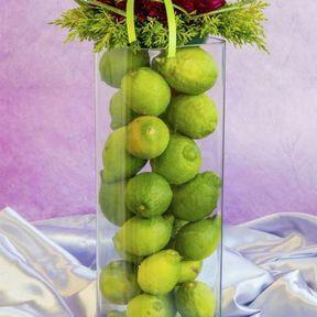 Vase centre de table pour mariage