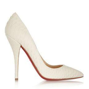 Chaussures de mariée Christian Louboutin printemps été 2014