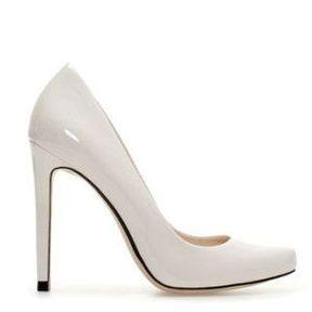 Chaussures de mariée Zara printemps été 2014