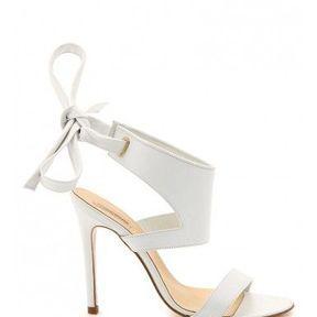 Chaussures femme mariage Delphine Manivet pour Cosmoparis printemps été 2014