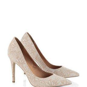 Chaussures mariage ivoire Esprit printemps été 2014