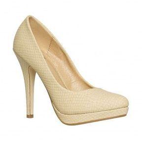 Chaussures mariage pas chères Gemo printemps été 2014