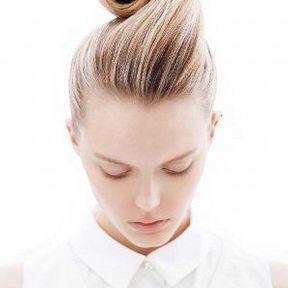 Coiffure cheveux attachés 2013 @ Laurent Decreton