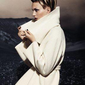 Coiffures cheveux attachés automne hiver 2014 © Dessange