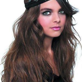 Idée coiffure attachée printemps été 2014 @ Jean-Claude Biguine