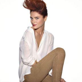 Idée coiffure attachée @ Saint-Algue