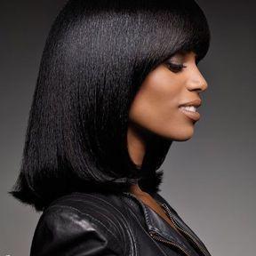 Coiffure cheveux crépus @ Niwel