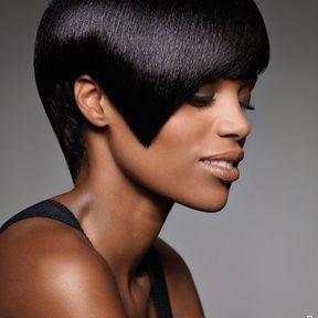 Coupe de cheveux crépus @ Niwel