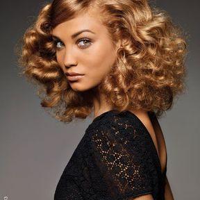 Modèle de coiffure cheveux crépus 2013 @ Niwel