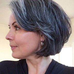 Le gris intense