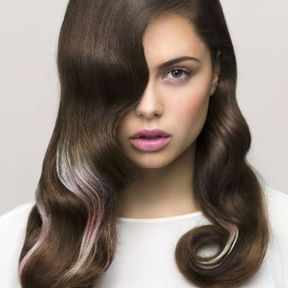 Coupe cheveux ondulés printemps été 2014 @ Vania Laporte L'oréal Professionnel