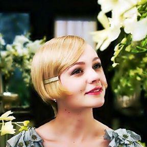 Coiffure années 20 Gatsby Le Magnifique