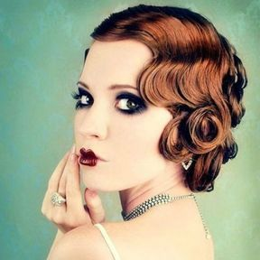les clients d'abord en ligne coupe classique Coiffure années 20 - 15 modèles de coiffures inspirées des ...