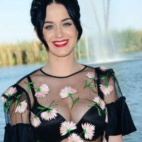 La couronne tressée de Katy Perry