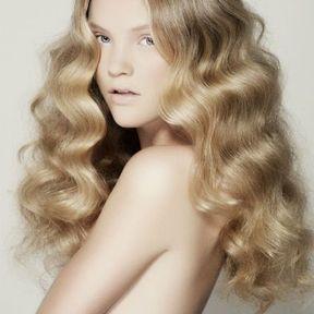 Coiffure cheveux longs – Laurent Decreton pour L'Oréal Professionnel PE 2015
