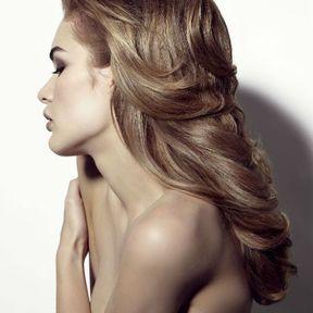 Modèle de coiffure cheveux longs printemps été 2014 @ Mario Lopes