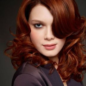 Cheveux mi-longs coloration