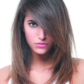 Coupe de cheveux femme mi long carre