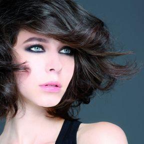Idées de coiffure cheveux mi-longs automne-hiver 2016 @ Biguine