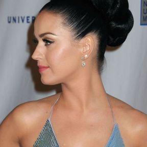 Le chignon bun de Katy Perry