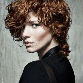Modèle coiffure 2015 @ Maniatis