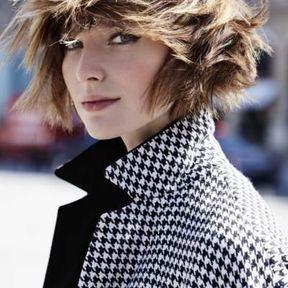 Cheveux courts automne-hiver 2015-2016 @ Jean-Louis David