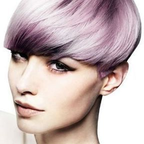 Coupe courte coloration