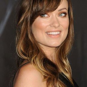La chevelure glam-rock d'Olivia Wilde
