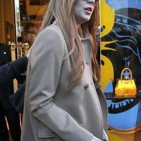 Le retour au roux de Lindsay Lohan