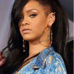 La coupe punk glam' de Rihanna