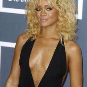 Le blond wilde de Rihanna