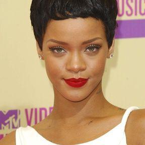 La coupe à la garçonne de Rihanna