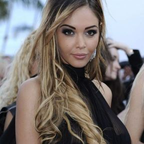 La coloration blonde de Nabilla